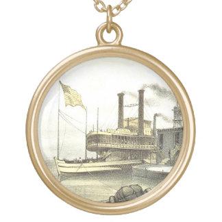 Ciudad del barco de vapor de Mississippi de Memphi Colgante