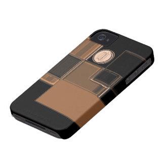 Ciudad del caso urbano de cristal del iPhone del Case-Mate iPhone 4 Cárcasas