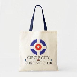 Ciudad del círculo que se encrespa - la bolsa de a
