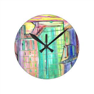 ¿Ciudad del futuro o del pasado? Reloj Redondo Mediano