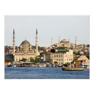 Ciudad del horizonte de Estambul Fotos