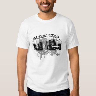 Ciudad del ladrillo camisas