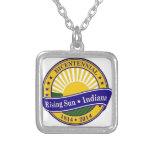 Ciudad del logotipo bicentenario de Indiana del so Grimpolas Personalizadas