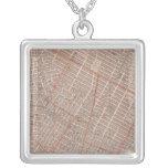 Ciudad del mapa del atlas de NY Pendientes