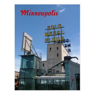 Ciudad del molino tarjetas postales