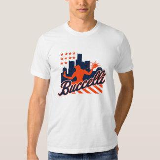 Ciudad del motor de Buccelli Playera