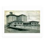 Ciudad del océano del hotel de Flandes, vintage de Postales