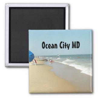 Ciudad del océano, imán del MD