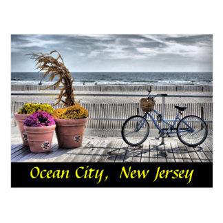 Ciudad del océano, New Jersey Tarjetas Postales