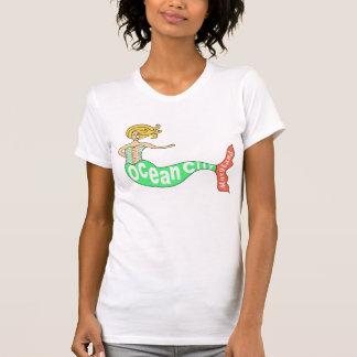 Ciudad del océano, sirena de Maryland Camiseta