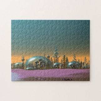 Ciudad del oro y de la plata de cristal V1 Puzzles Con Fotos
