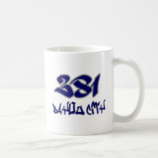 Ciudad del pantano del representante (281) tazas de café