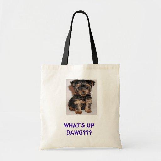 ciudad del perro bolsas