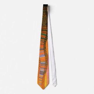 Ciudad del seno (oro) corbatas