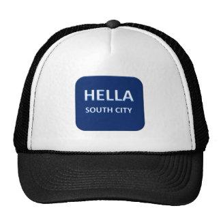 Ciudad del sur de Hella Gorros Bordados
