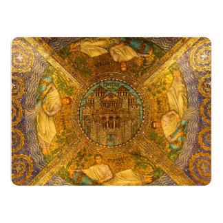 Ciudad del techo de catedral bizantino neo del comunicados personalizados