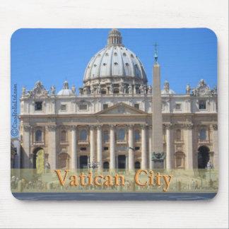 Ciudad del Vaticano Alfombrillas De Raton
