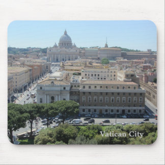 Ciudad del Vaticano Alfombrillas De Ratón