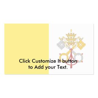 Ciudad del Vaticano, Panamá Plantillas De Tarjetas Personales