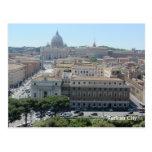 Ciudad del Vaticano Postal