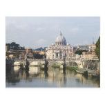 Ciudad del Vaticano Tarjeta Postal