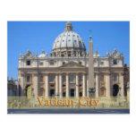 Ciudad del Vaticano Tarjetas Postales