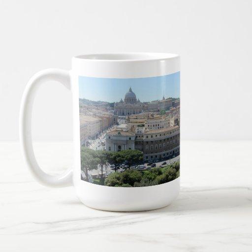 Ciudad del Vaticano Tazas De Café