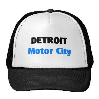 Ciudad Detroit del motor Gorros