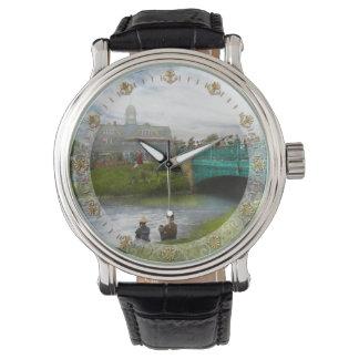 Ciudad - Detroit MI - la familia Renunion - 1900 Relojes De Pulsera