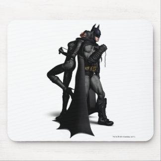 Ciudad el | Batman de Batman Arkham y Catwoman Alfombrilla De Raton
