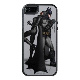Ciudad el | Batman de Batman Arkham y Catwoman Funda Otterbox Para iPhone 5/5s/SE