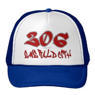Ciudad esmeralda del representante (206) gorro
