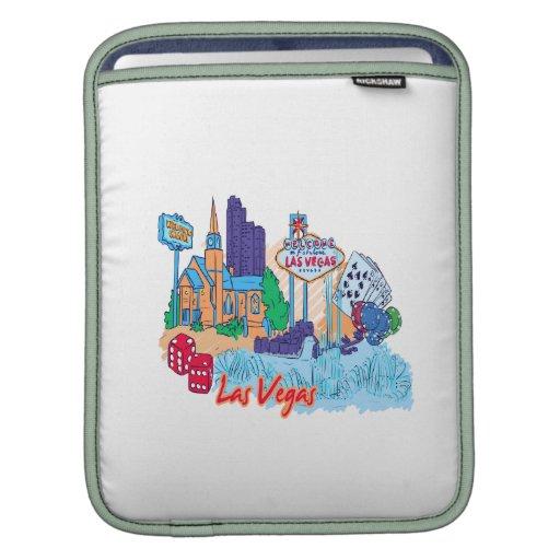 ciudad graphic.png de Las Vegas Nevada Mangas De iPad