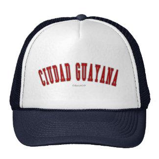 Ciudad Guayana Gorra
