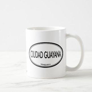 Ciudad Guayana, Venezuela Mugs