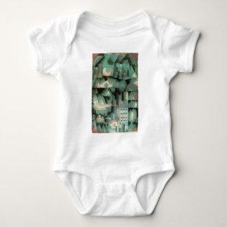 Ciudad ideal de Paul Klee Mameluco De Bebé