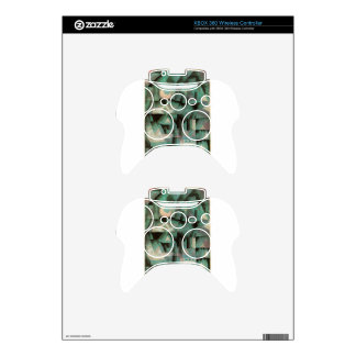 Ciudad ideal de Paul Klee Mando Xbox 360 Skin