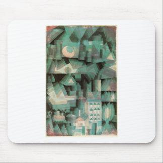 Ciudad ideal de Paul Klee Mouse Pad