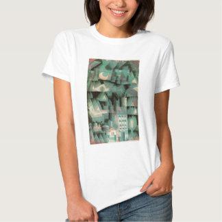 Ciudad ideal de Paul Klee Playera