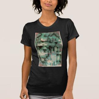 Ciudad ideal de Paul Klee Remera
