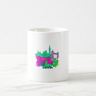 ciudad image.png del trullo de Londres Tazas