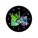ciudad image.png del verde 2 de Amsterdam Relojes