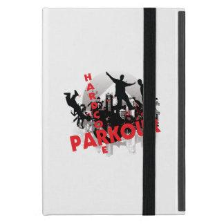 Ciudad incondicional del Grunge de Parkour iPad Mini Cobertura