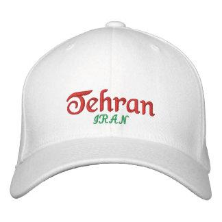 Ciudad Irán de Teherán Gorra De Beisbol Bordada