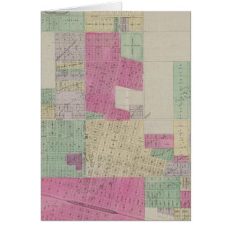 Ciudad jardín, el condado de Finney, Kansas Felicitaciones