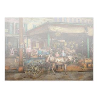 """Ciudad - LA de New Orleans - Frankie y los Invitación 5"""" X 7"""""""