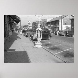 Ciudad llana, Ohio, los años 30 Impresiones
