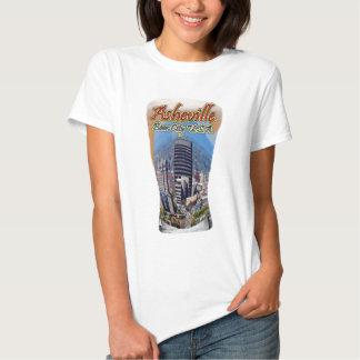 Ciudad los E.E.U.U. de la cerveza de Asheville Camisas