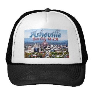 Ciudad los E.E.U.U. de la cerveza de Asheville Gorros Bordados
