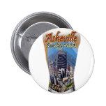 Ciudad los E.E.U.U. de la cerveza de Asheville Pins